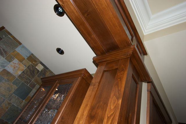 woodwork detail